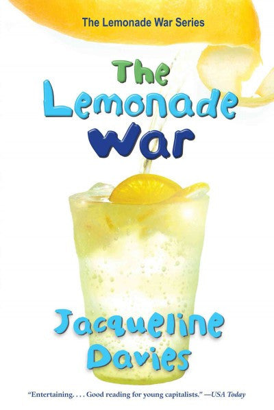 The Lemonade War , Book - Daybreak Press Global Bookshop, Daybreak Press Global Bookshop