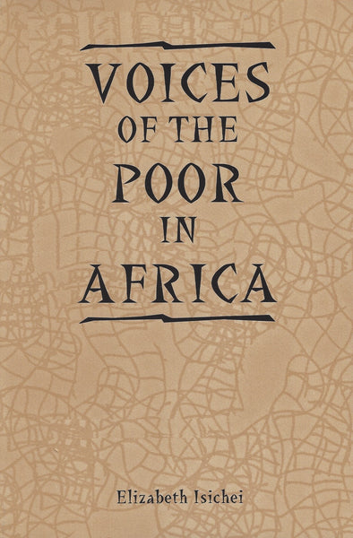Voices of the Poor in Africa , Book - Daybreak Press Global Bookshop, Daybreak Press Global Bookshop