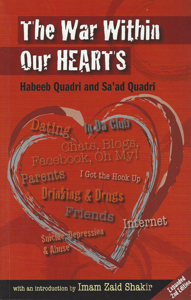 The War Within Our Hearts , Book - Daybreak Press Global Bookshop, Daybreak Press Global Bookshop