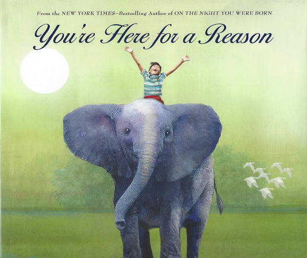 You're Here for a Reason , Book - Daybreak Press Global Bookshop, Daybreak Press Global Bookshop