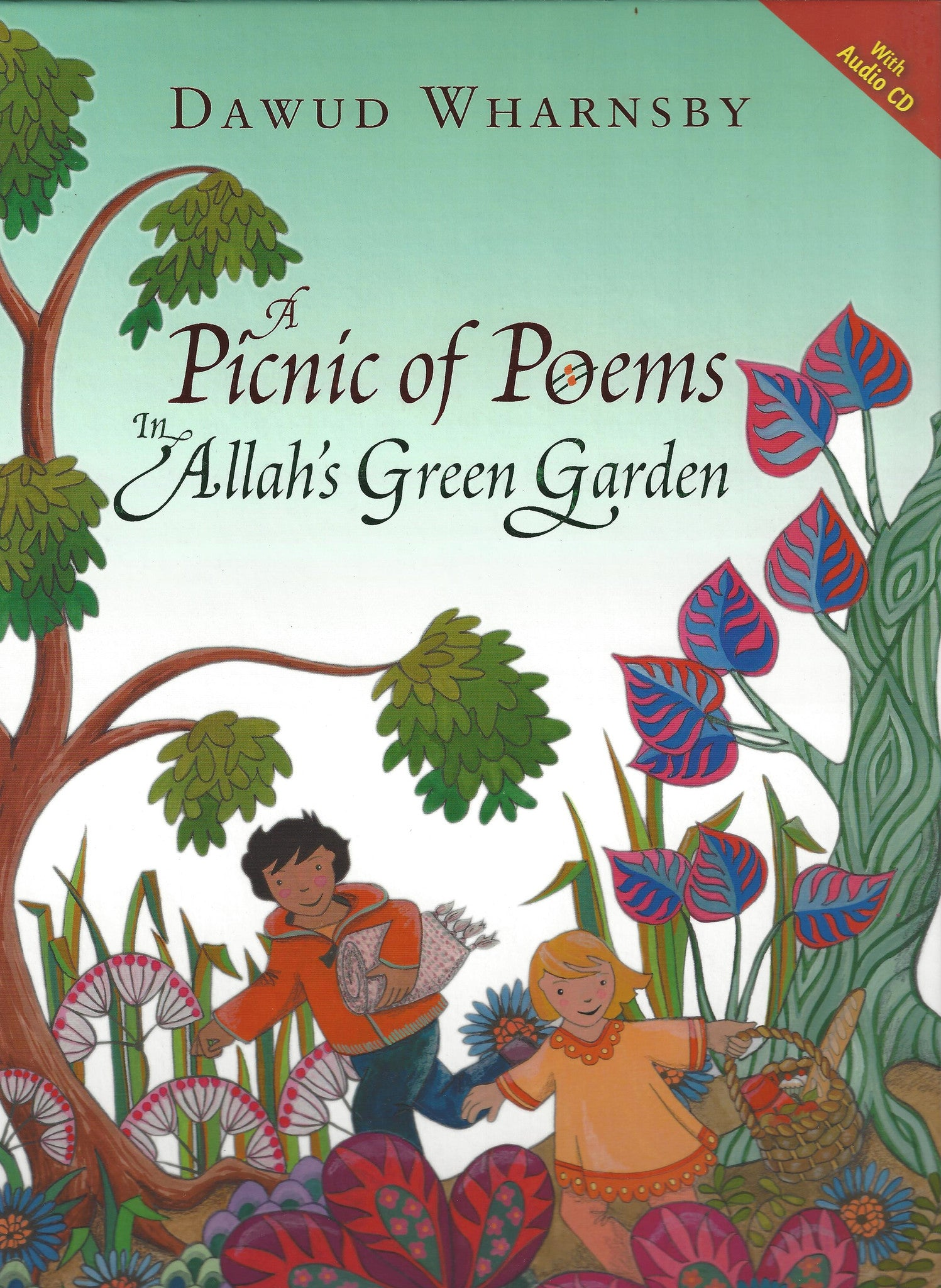 A Picnic of Poems: In Allah's Green Garden , Book - Daybreak International Bookstore, Daybreak Press Global Bookshop