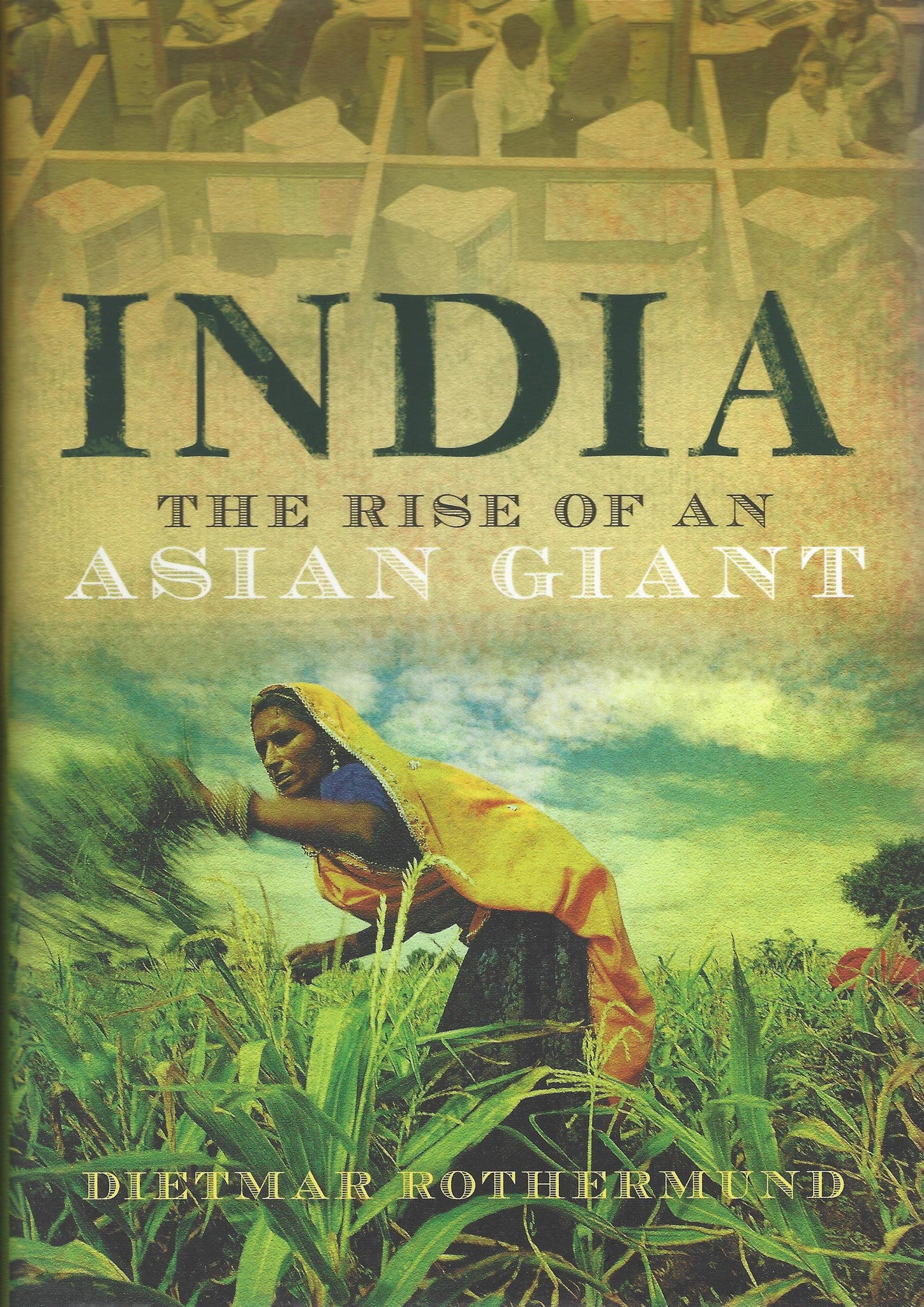 India: The Rise of an Asian Giant , Book - Daybreak International Bookstore, Daybreak Press Global Bookshop