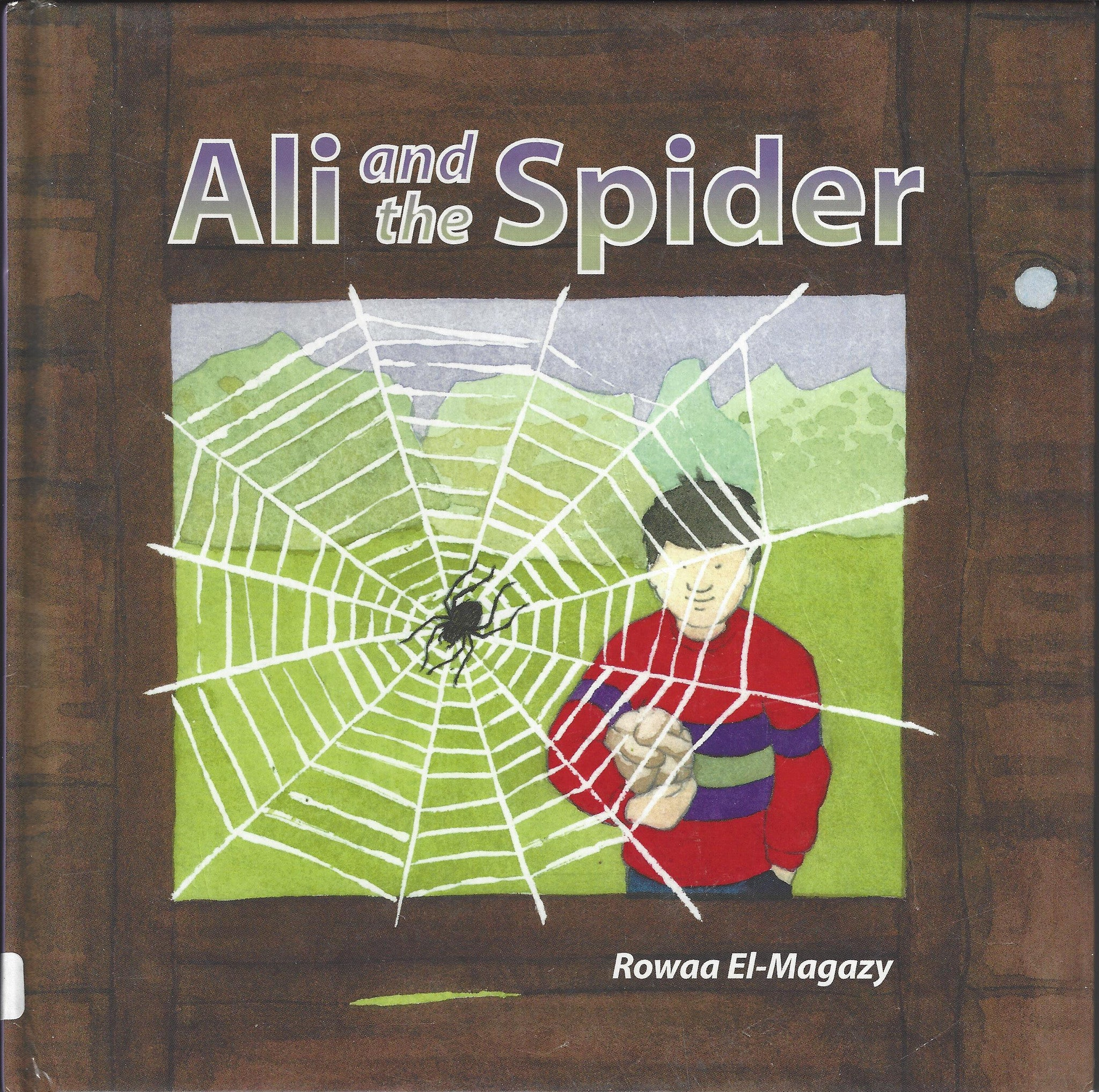 Ali and the Spider , Book - Daybreak International Bookstore, Daybreak Press Global Bookshop
