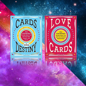 Destiny & Love Cards Report at DL's Moon Spells