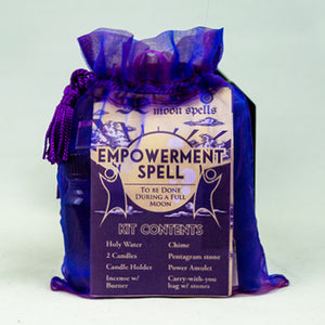 Empowerment Spell at DL's Moon Spells