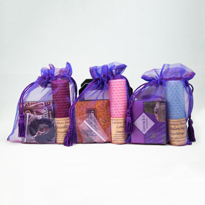 Custom bags (designed just for you!) at DL's Moon Spells