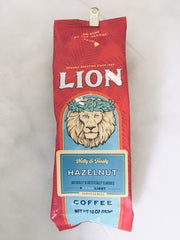 LION Coffee (Hazelnut) L001