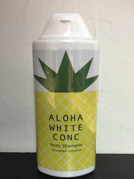 Aloha White Conc Body Shampoo WC001