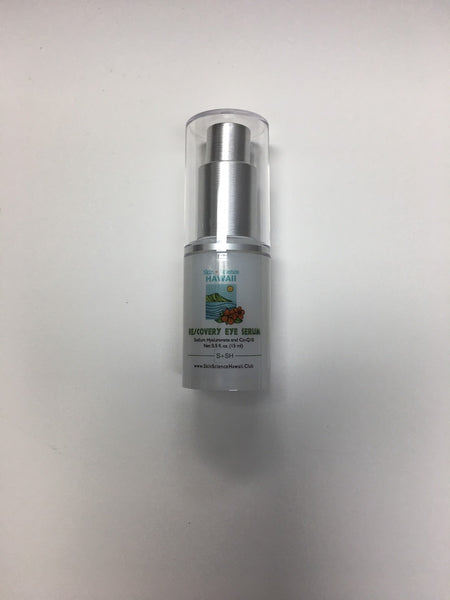 Skin+Science Hawaii RE/COVERY Eye Serum SS005