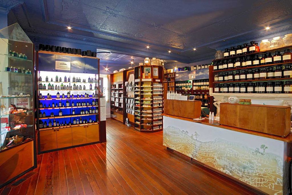 Starflower Apothecary shop