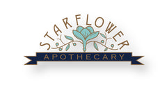 Staflower Apothecary logo
