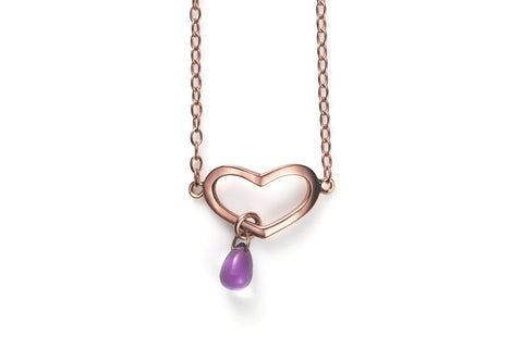 Delicate Heart Chain