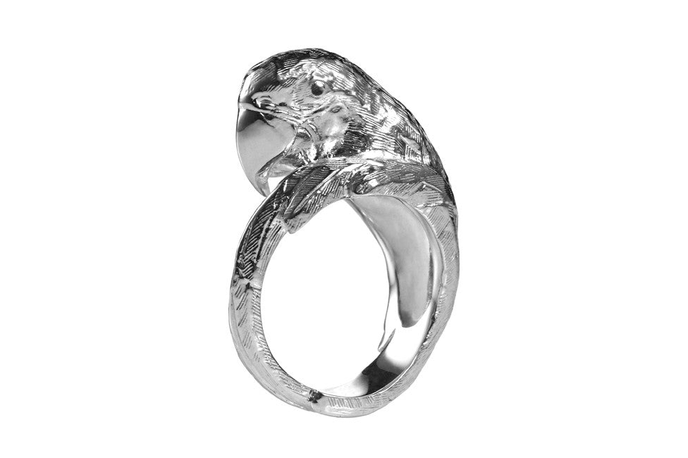Lear's Macaw ring