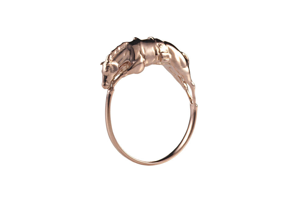 Single Horse ring