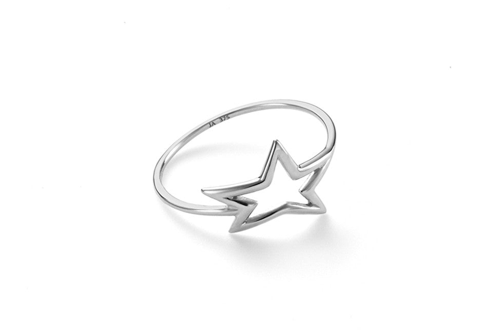 Single Delicate Start Ring