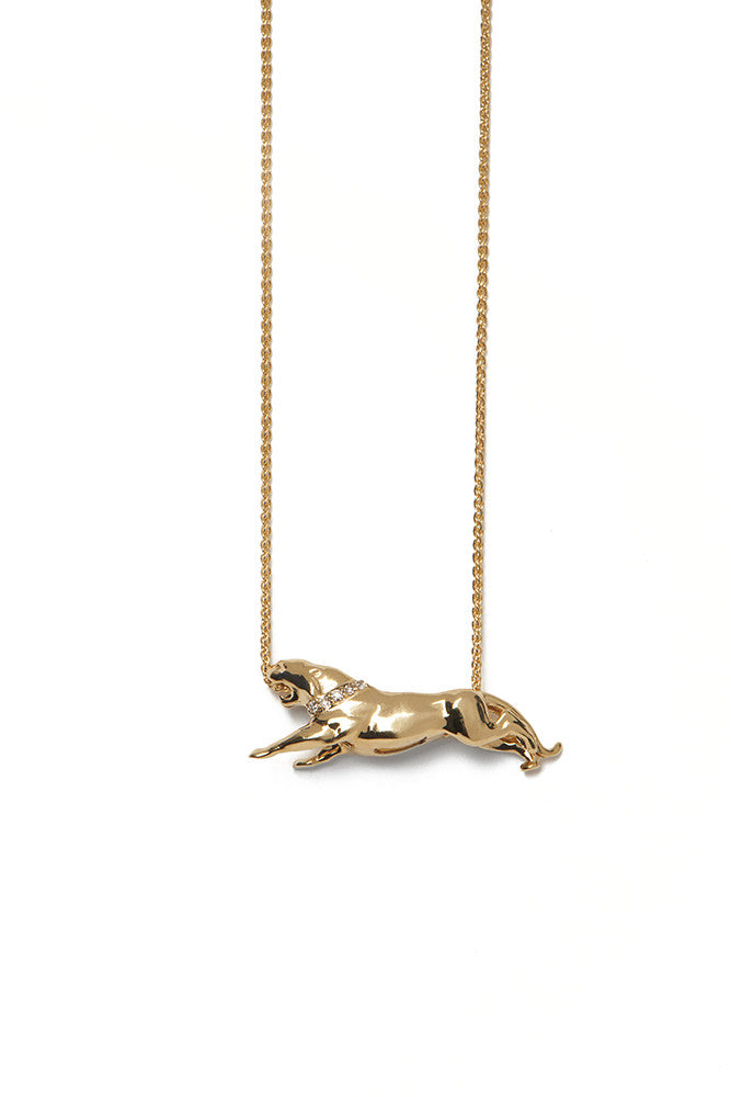 puma lion cat popular grande lynx cubic products panther zirconia iced pendant gold karat jewelry yellow