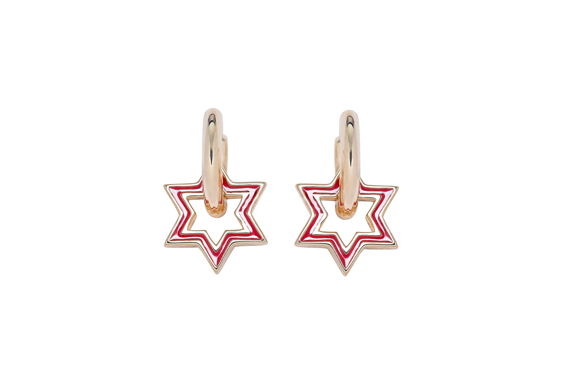 Spirit Star Red Sleepers Enamel