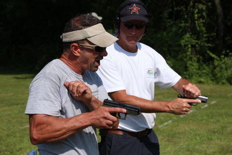 Defensive Handgun August 19th