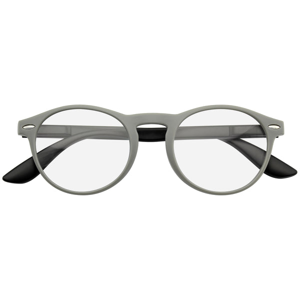 Round Reading Glasses | Reading Glasses Womens Mens Classic Retro Reader Round Keyhole Readers Eyewear
