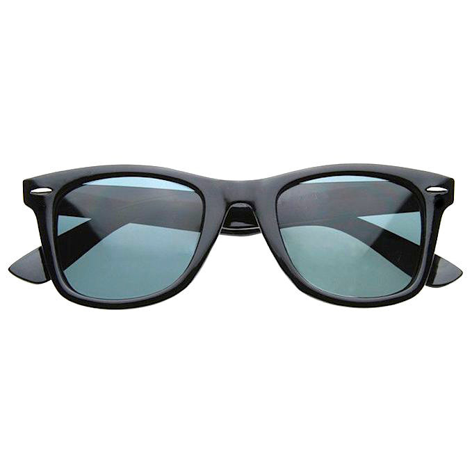 Black Polarized Wayfarer Sunglasses Shop Emblem Eyewear!