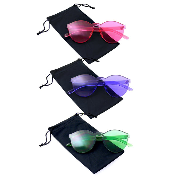 Bundle Of Sunglasses In A Bundles 3 Pairs Of Mens Womens Sun Glasses EE02