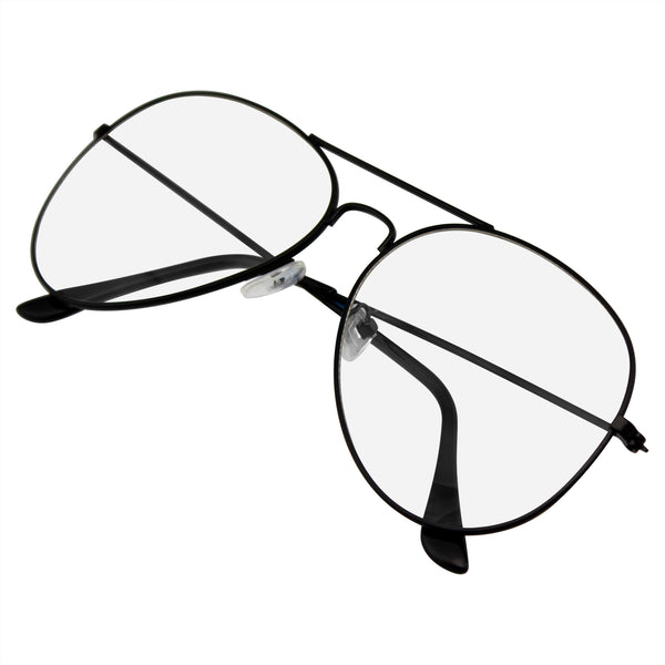 Retro Sunglasses For Women | Emblem Eyewear - Retro Sunglasses Indie Dapper Classic Clear Lens Glasses