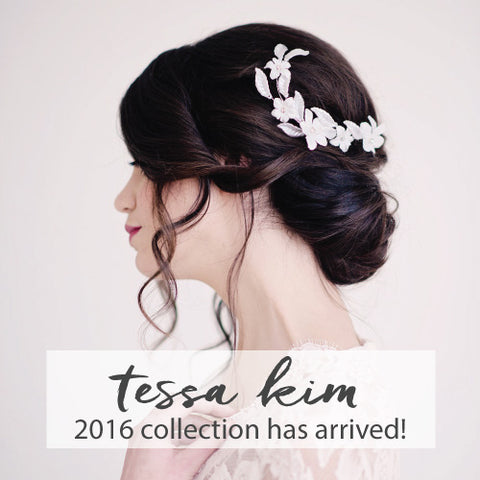 tessa kim 2016 bridal collection