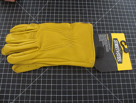 Street and Steel Eastwood Leather gloves image 1