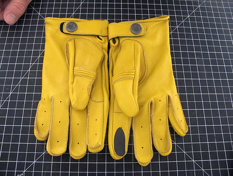 Street and Steel Eastwood Leather gloves image 3