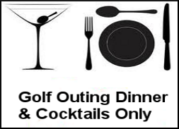 2017 Paul R. Eckna Foundation Golf Outing- Dinner Only