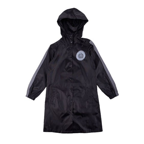 Cream Of The Crop Parka Black