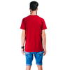 Origins Pocket Tee Maroon
