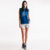 A Prime Example Ladies Tee Blue
