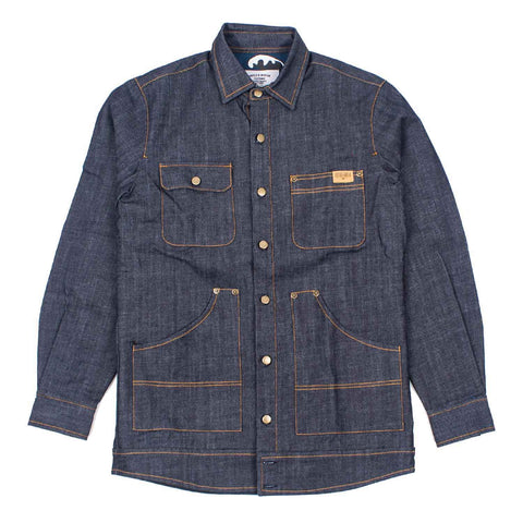 Barricade Denim Chore Jacket