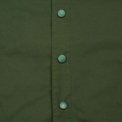 Canopy Coaches Jacket Forest Green