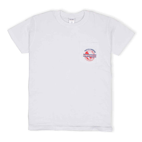 Five Years Strong Tee White