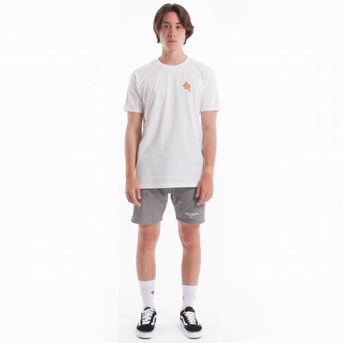 Pop Styles Tee White