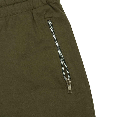 PMC Sweat Shorts Olive Green