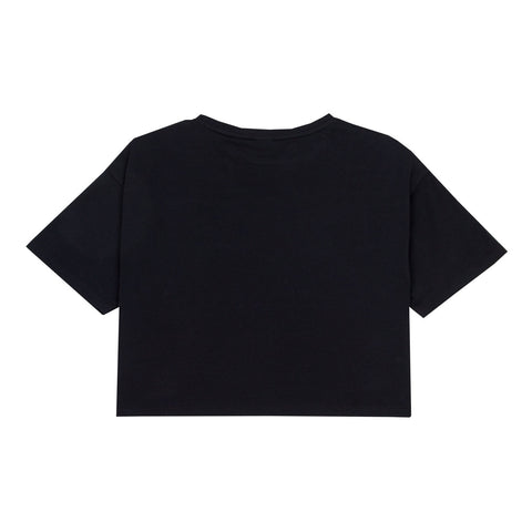 Tora Crop Top Black