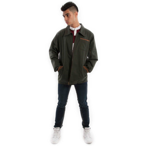 Landing Jacket Green catalogue - full style