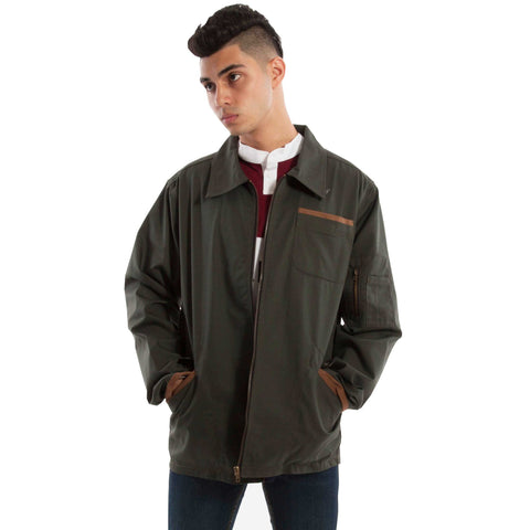 Landing Jacket Green catalogue - front