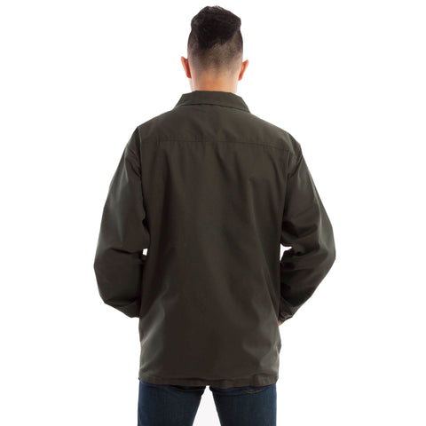 Landing Jacket Green catalogue - back
