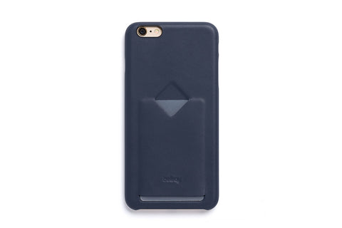 Phone Case Plus 1 Card Blue Steel (iPhone 6s Plus)