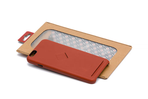 Phone Case Plus 1 Card Tamarillo (iPhone 6s Plus)