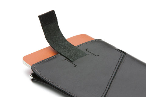 Passport Sleeve Black