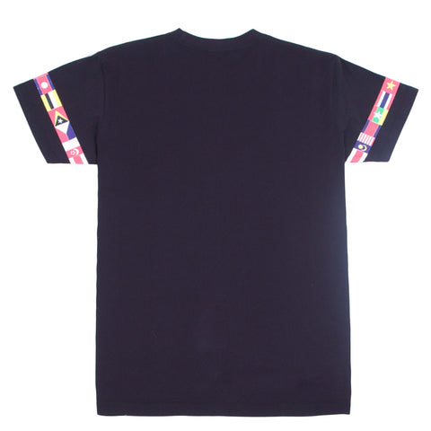 One Flag Tee Black