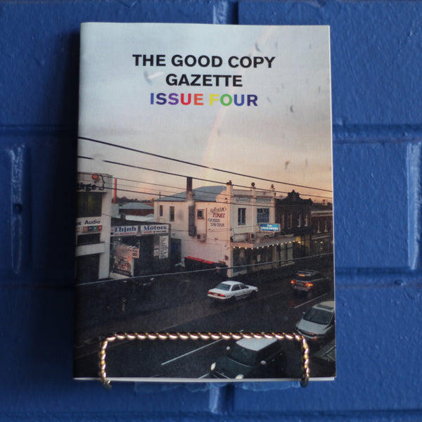 The Gaz issue 4
