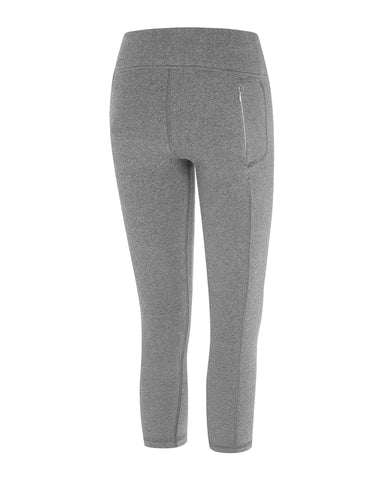 BUTT TIGHT- LIGHT GREY MARL