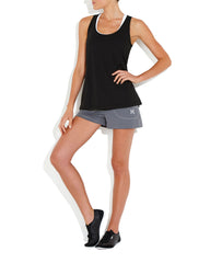 SWINGER TANK - Black