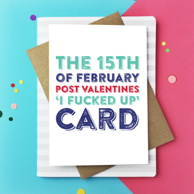 15th Feb Card
